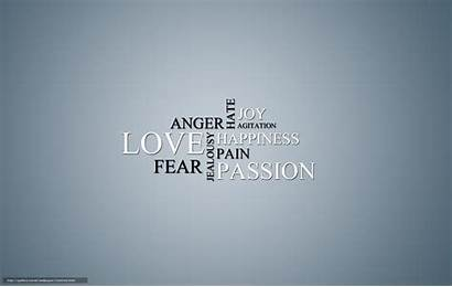 Feelings Words Desktop Hipwallpaper Emotions