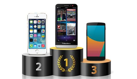 which phone has the best the world s best mobile os digit in