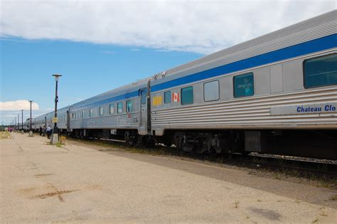 Ride Along On Via Rail's The Canadian