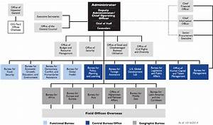 Appendix A Organizational Chart For Usaid The Role Of