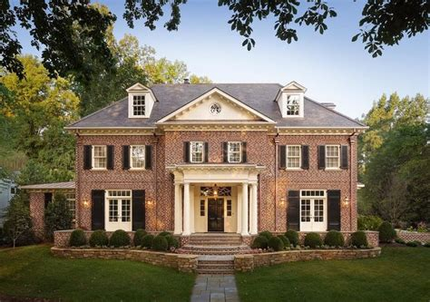 Private Residence, General Shale Brick  Archi Brique