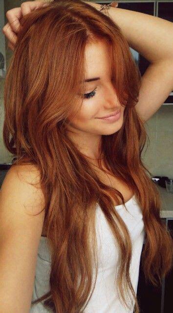 Best 25 Orange Brown Hair Ideas On Pinterest Red Hair