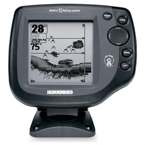 Humminbird® Matrix® 12 GPS Chartplotter - 122899, Fish ...