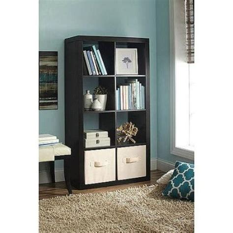 better homes storage cube better homes and gardens 8 cube organizer colors ebay