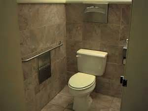 Handicapped Accessible Bathroom Designs Commercial Contracting