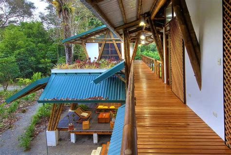 nature friendly bamboo house design allstateloghomescom