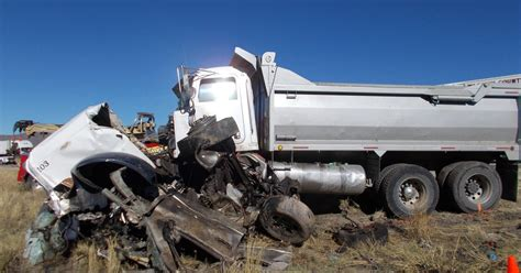 Car And Dump Truck by Dump Truck Driver In Crash That Killed 6 Is