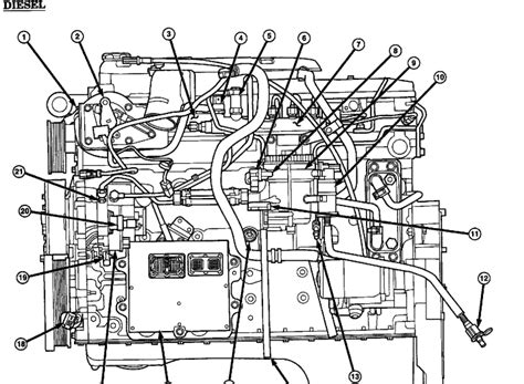 Cummins Dodge Ram Isb Engine Wiring Diagram