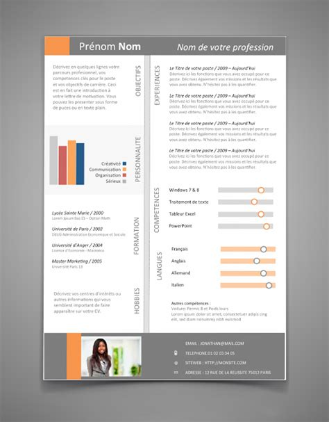 Cv Word 2016 Gratuit by The Best Resume Templates For 2016 2017 Word Stagepfe