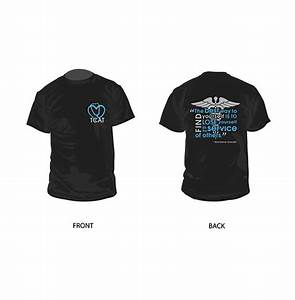 TCAT Nursing School - Logo & T-Shirt Design on Behance