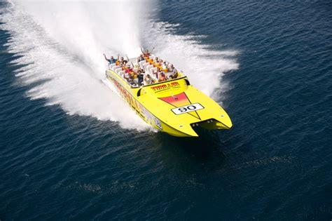 Speed Boat Orlando by Thriller Speedboat Miami