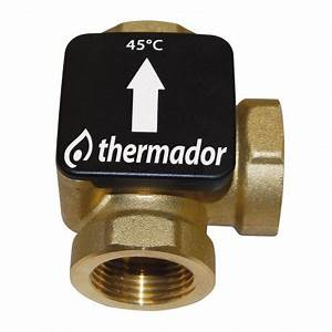 Vanne 3 Voies Thermostatique : vanne thermostatique 3 voies thermovar ~ Melissatoandfro.com Idées de Décoration