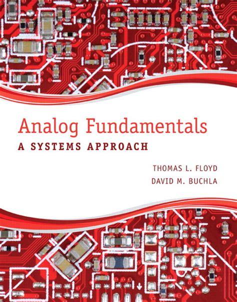 Pearson Education - Analog Fundamentals
