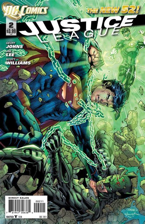 batman vs green lantern comic rusted mecha review justice league 2