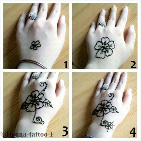 Henna Tattoo By F Natural Henna Preparation #2