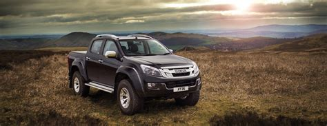 D Max Hd Picture by Isuzu Showcases The All New D Max At35 Lineup