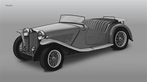 Car 1920's by miycko on DeviantArt