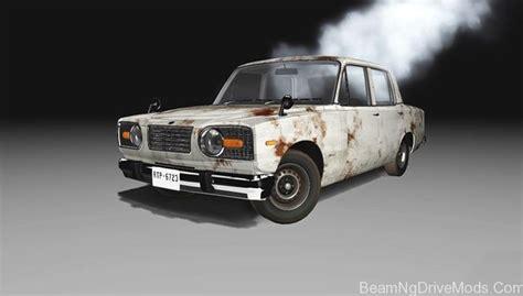 rusty car driving beamng ibishu miramar rusty beamng drive mods download