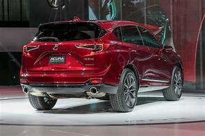 2019 Acura RDX Prototype First Look: Larger, Stiffer, More ...  Acura