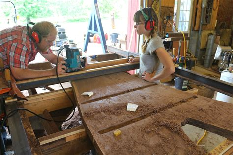 chronicles   woodworking apprentice june