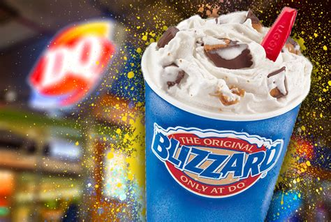 Dairy Queen - dairy queen steals ben and jerry s core concept for new line of blizzards obsev