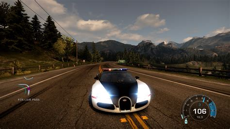 © 2010 electronic arts inc. Bugatti Veyron 16.4 by Sergant Cross | Need For Speed Hot Pursuit 2010 | NFSCars