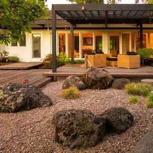 18 Relaxing Japanese Inspired Front Yard Décor Ideas