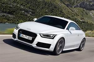 Audi Tt 1 : audi tt 2014 latest pictures auto express ~ Melissatoandfro.com Idées de Décoration