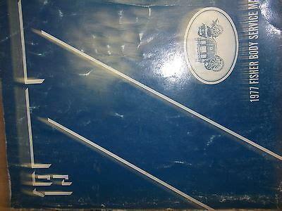 service repair manual free download 1977 chevrolet caprice user handbook 1977 chevy bel air impala vega scooter monza body service shop repair manual ebay