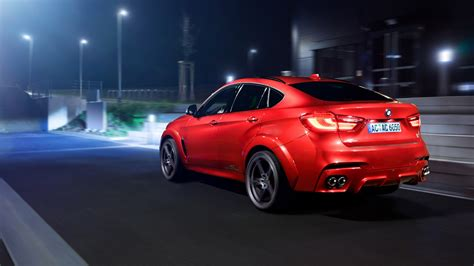 red bmw 2016 red bmw x6 2016 1920 x 1080 hdtv 1080p cars wallpaper