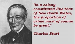 Charles Sturt's quotes, famous and not much - Sualci Quotes