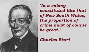 Charles Sturt&#... Murray Louis Quotes