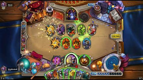hearthstone legendary deck priest