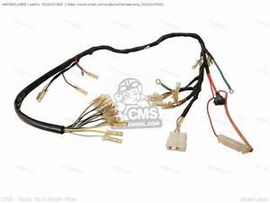 32100107820  Harness Wire Honda