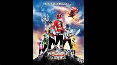Power Rangers Dream Team Ranger Megaforce Super