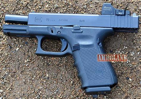 Glock 19 MOS Pistol Review