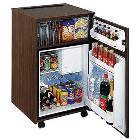 refrigerateur bureau réfrigérateur de bureau 59l noyer luxe