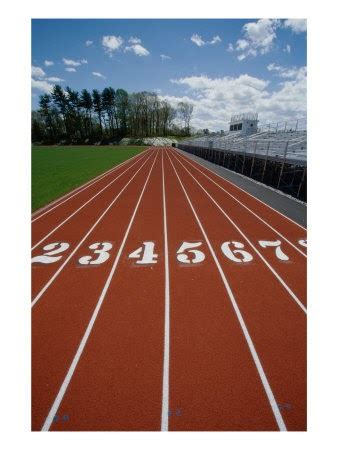 Run, Théoden, Run: Looking for a track to run on?