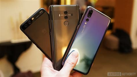 huawei p20 pro much of a thing android authority