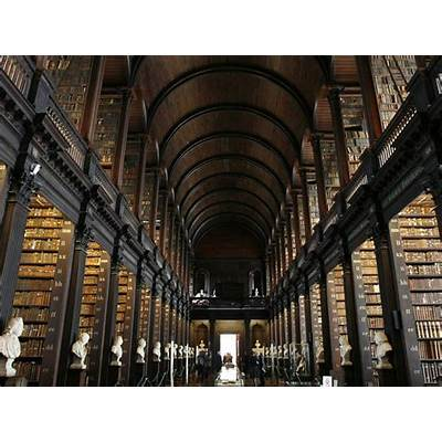 House of Books – When a photographer visits the libraries