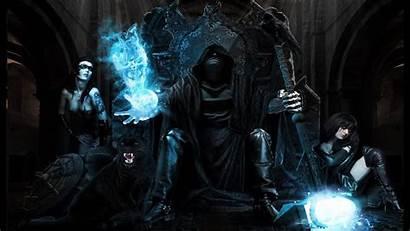 Sorcerer Wield Dual