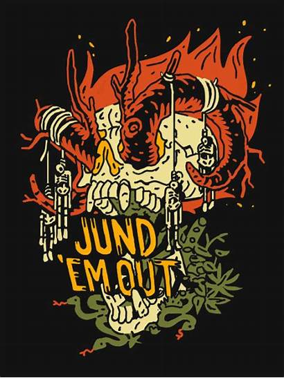 Jund Em Mtg Edh Shirt Removal Commander