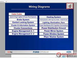 Auto Repair Manuals  Ford All Model Full Shop Manual Dvd