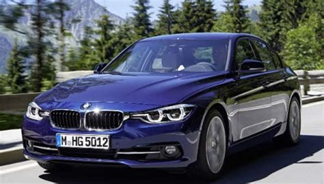 BMW 320d Edition Sport launched in India at Rs 38.6 lakh ...
