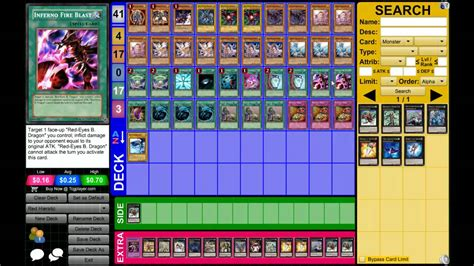 Jaden Yuki Deck List by Dueling Network Deck Profile 11 Hieratic Request