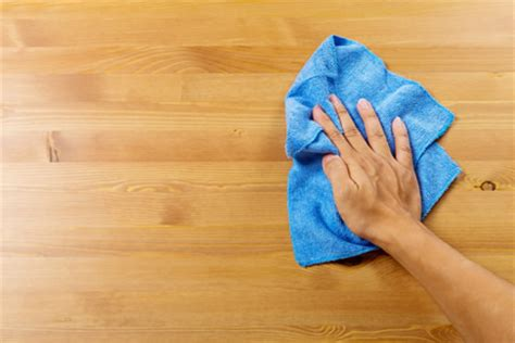 cleaning houses under the table how to protect your oak furniture from heat stains