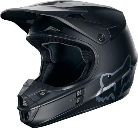 2018 Fox Mx V1 Motocross Helmet Matte Black 1stmx Co Uk