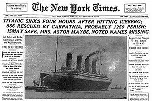 QuotPinchquot Sulzberger New York Times Titanic