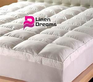 king size luxury pillowtop mattress topper protector 5 With best mattress topper for king size bed