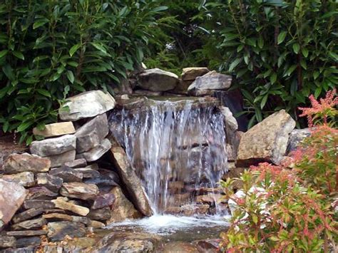 Waterfall Designs For Your Backyard